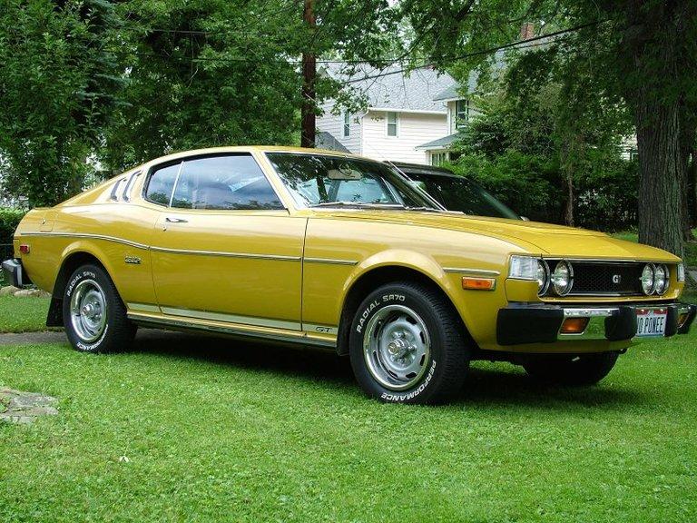 1976 - Toyota, Celica