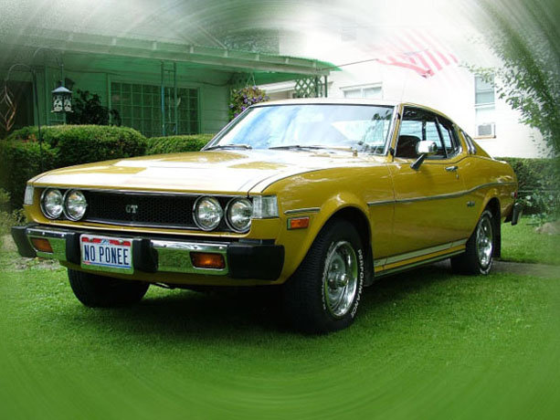 1976 - Toyota, Celica GT 'Mustang Back' Liftback