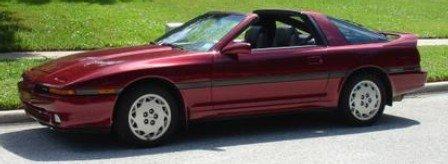 1990 - Toyota, Supra