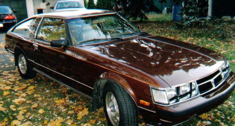 1980 - Toyota, Supra