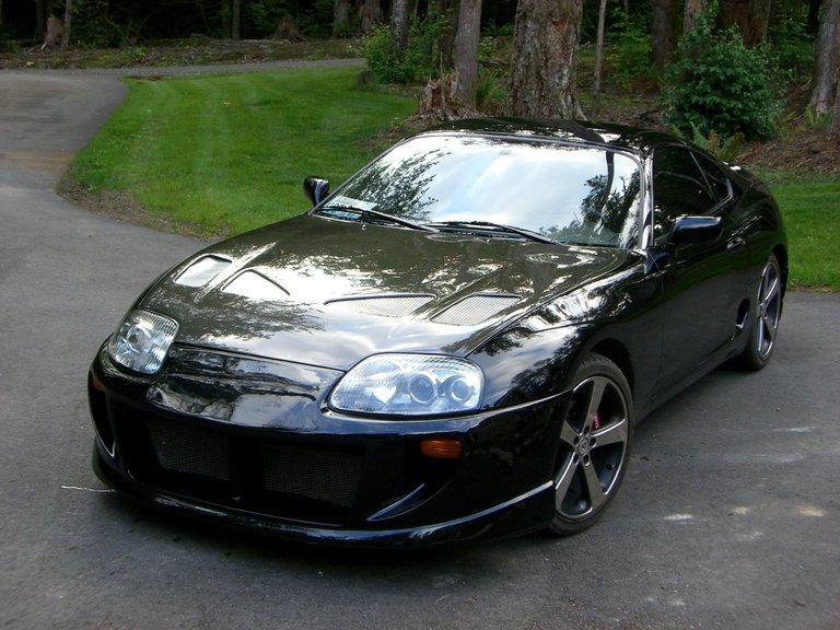 1993 - Toyota, Supra Premier Edition