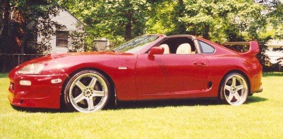 1997 - Toyota, SUPRA