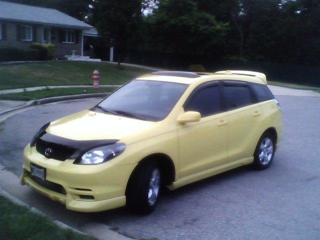 2004 - Toyota, Matrix XR