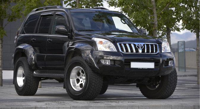 2005 - Toyota, Land Cruiser 120