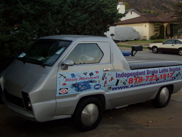 1987 - Toyota, Van