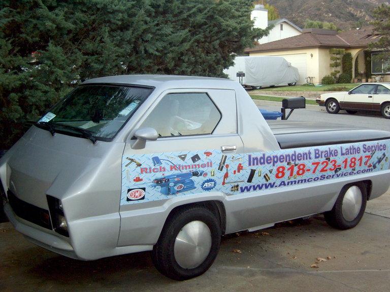 1987 - Toyota, Modified Van