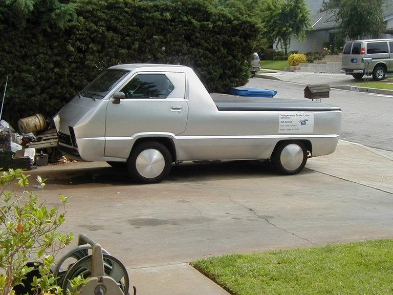 1987 - Toyota, Custom Van