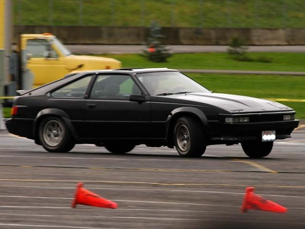 1985 - Toyota, Celica Supra