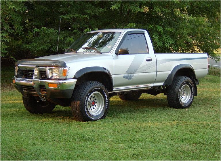 1989 - Toyota, 4x4 pickup