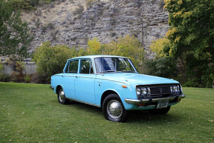 1969 - Toyota, Corona