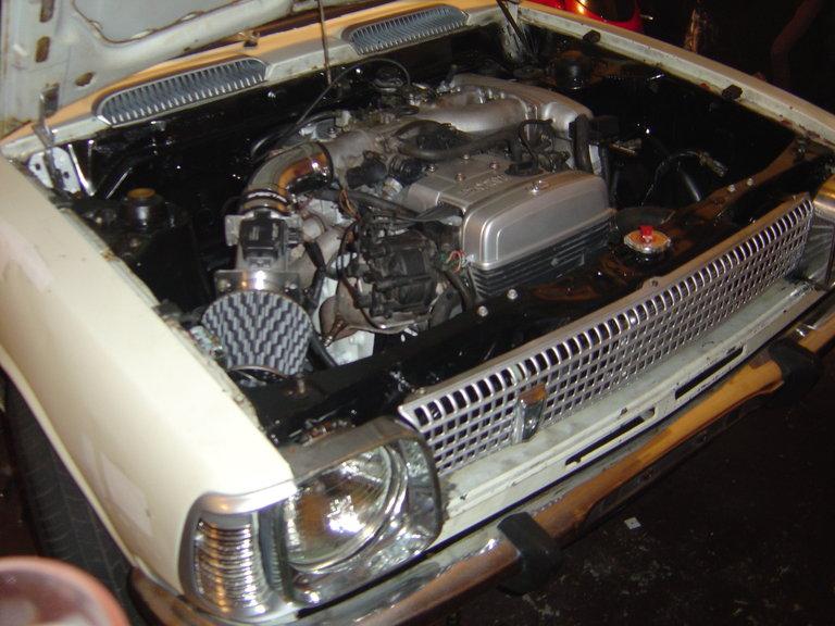 1972 - toyota, corolla