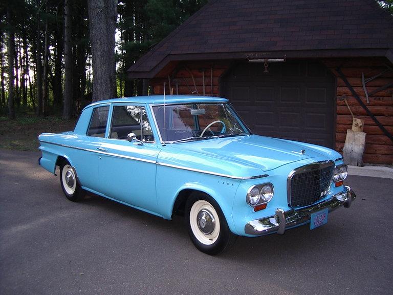1963 - Studebaker, Lark