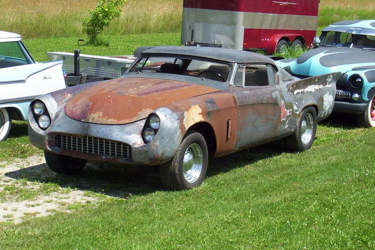 1953 - studebaker, 2dr hardtop
