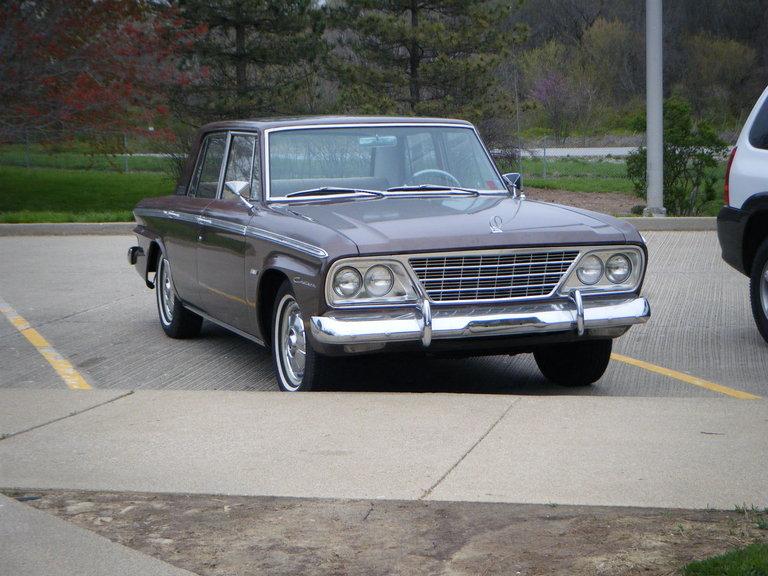 1964 - Studebaker, Cruiser