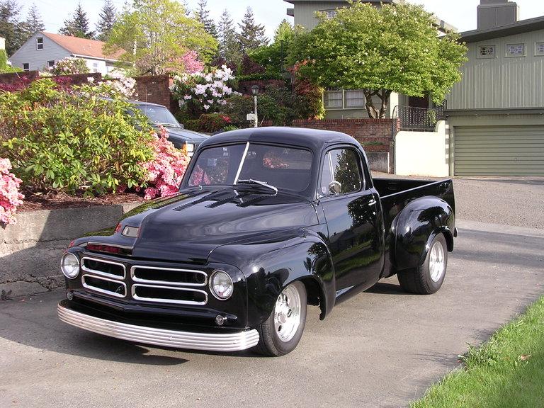 1954 - studebaker, pickup