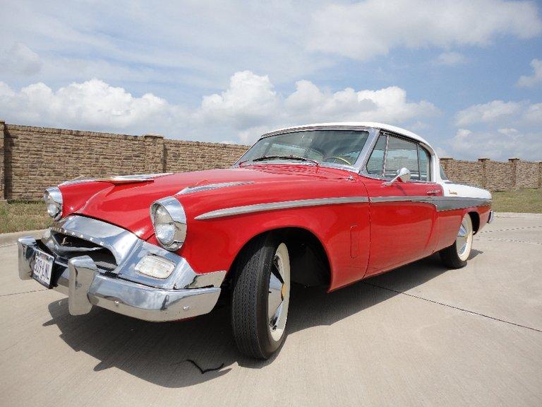 1955 - Studebaker - Studebaker