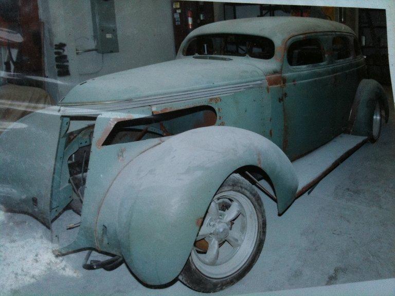 1937 - Studebaker - Studebaker