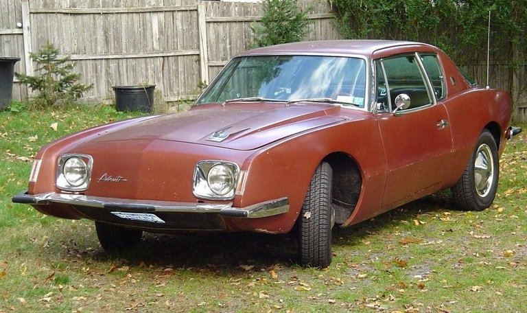 1964 - Studebaker - Studebaker
