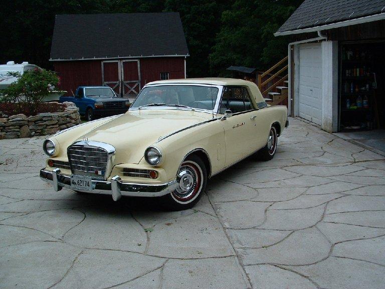 1963 - Studebaker - Studebaker