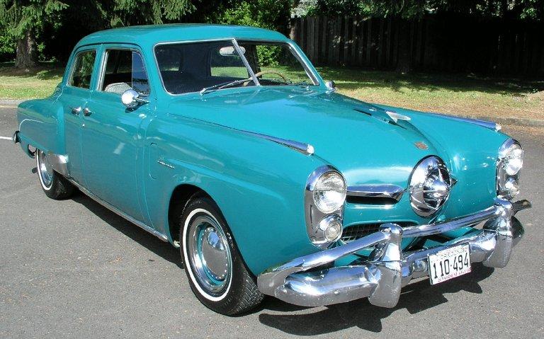 1950 - Studebaker - Studebaker