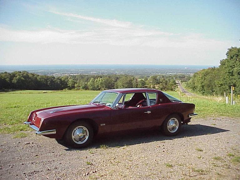 1964 - Studebaker, Avanti
