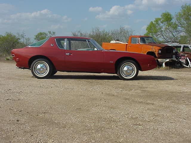 1963 - Studebaker, Avanti R2
