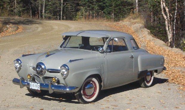1950 - Studebaker, Champion Starlight