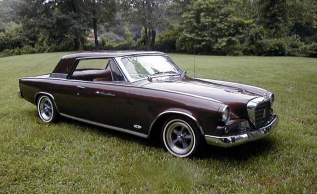 1964 - Studebaker, GT Hawk
