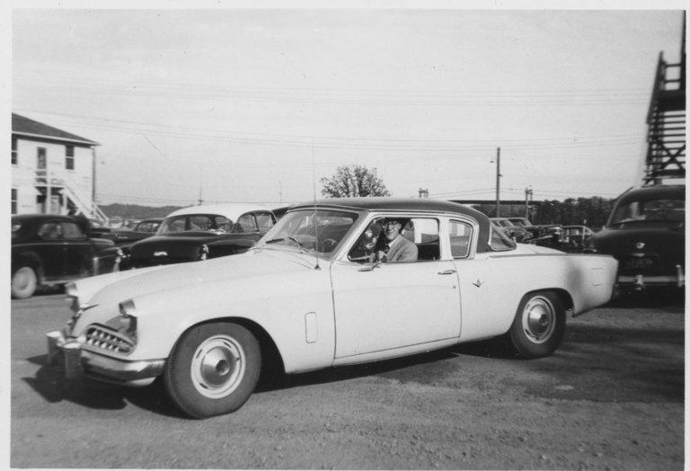 1954 - Studebaker, Commander