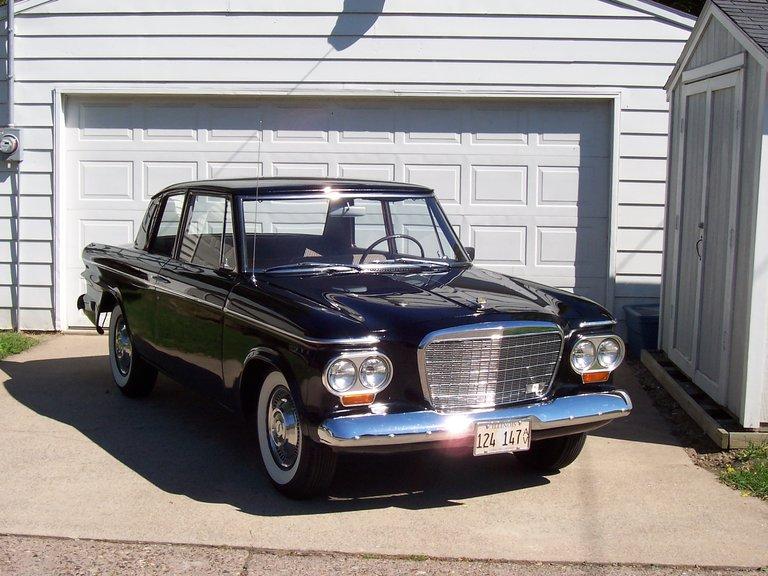 1963 - Studebaker, Lark Regal 2 dor