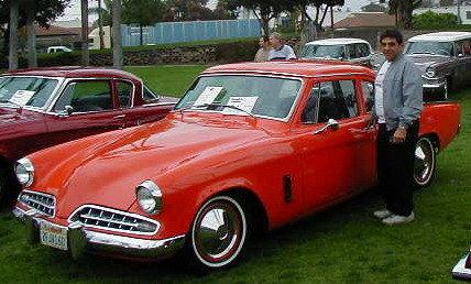 1954 - Studebaker, Champion