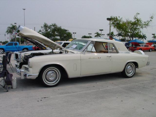 1963 - Studebaker, GT Hawk