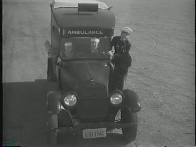 1924 - Studebaker, Big 6 Ambulance