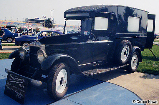 1924 - Studebaker, Big 6 Ambulance / Hearse