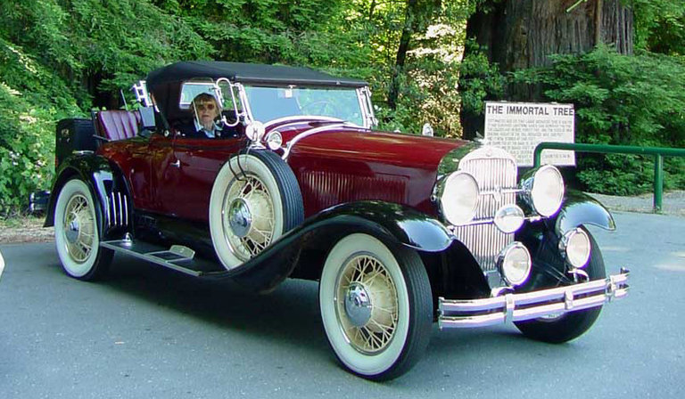 1930 - Studebaker President, FH Roadster