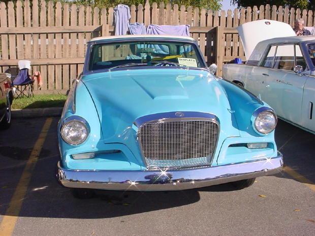 1962 - Studebaker, Gran Turismo Hawk