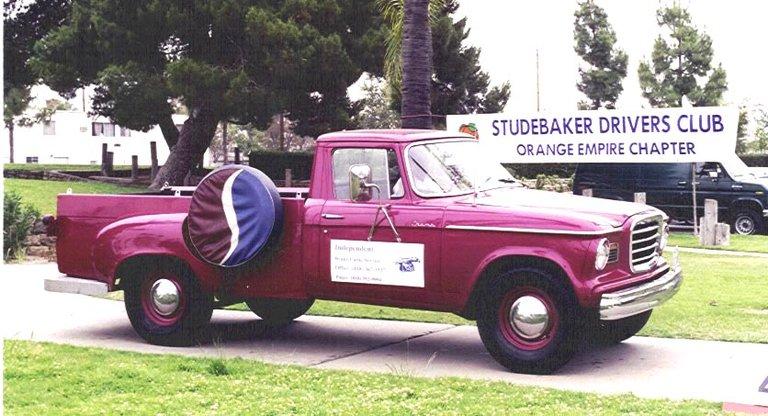 1960 - Studebaker, Champ