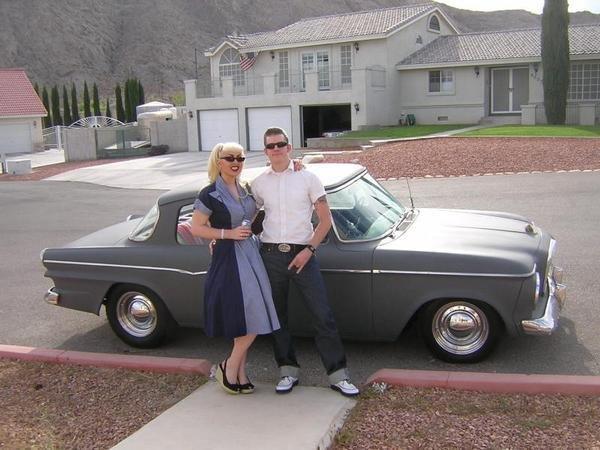 1962 - Studebaker, Lark RatRod