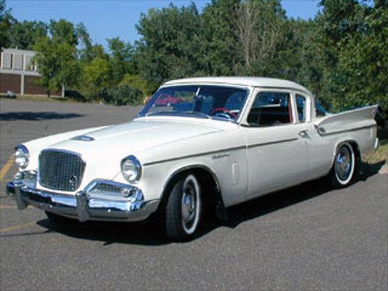 1960 - Studebaker, Hawk