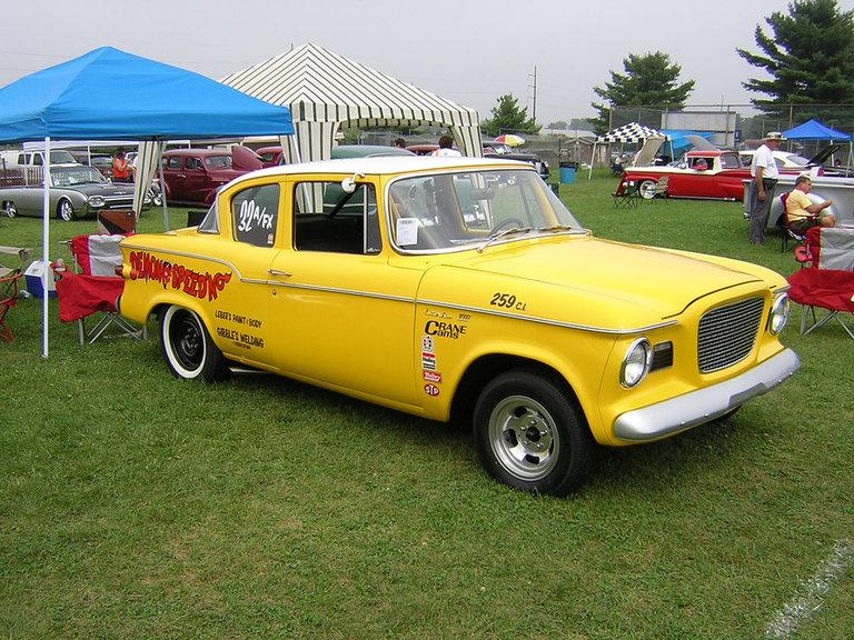 1959 - Studebaker, Lark