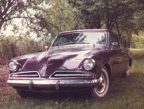 1953 - Studebaker, Commander Starlight Coupe