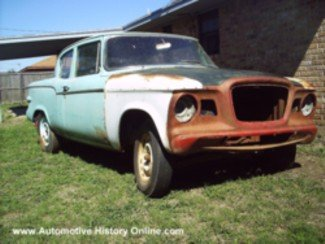 1959 - Studebaker, Lark VI