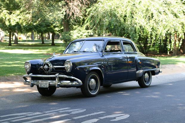 1950 - Studebaker, Champion