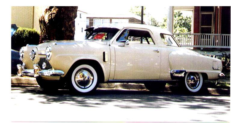 1951 - Studebaker, Commander Starlight Coupe