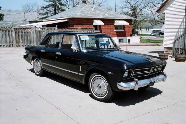1966 - Studebaker, Cruiser