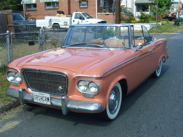 1961 - Studebaker, Lark VI