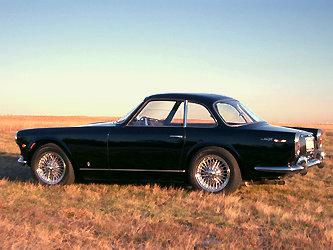 1960 - Triumph, Italia 2000 GT Coup