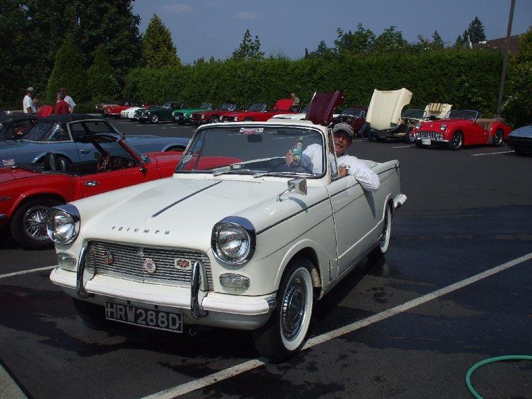 1966 - Triumph - Triumph