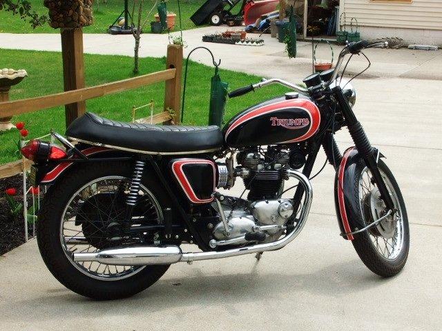 1969 - Triumph - Triumph