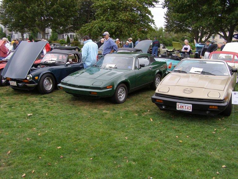 1975 - Triumph, TR-7